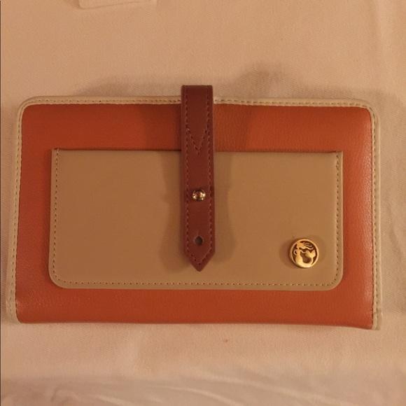 Spartina 449 Handbags - Spartina Leather Snap Wallet